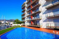 Apartamento para 4 personas con vistas al río