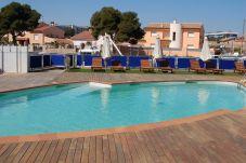 Apartamento para 0 persona con vistas a la piscina