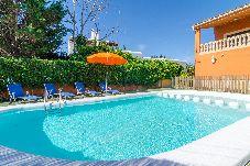 Villa para 8 personas en Sant Llorenç Des Cardassar