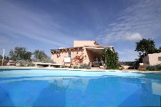 Villa en Santanyi a 5.3 km de la playa