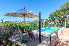 Villa con piscina en Santanyi