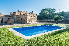 Villa con piscina en Sencelles