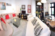 Apartamento en Sevilla ciudad para 4 personas con 2 habitaciones