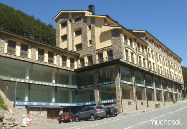 Estudios con opción de parking en Soldeu - Ref. 112622-2