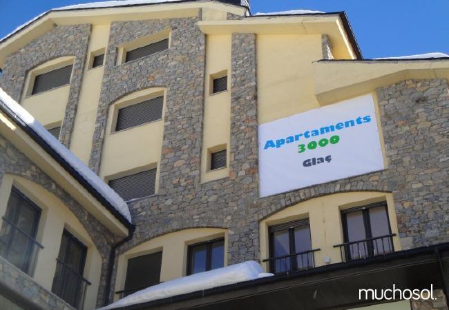 Estudios con opción de parking en Soldeu - Ref. 112622-23