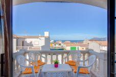 Apartamento en Son Serra de Marina para 6 personas con 3 habitaciones