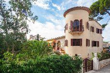 Villa en Son Servera para 8 personas con 4 habitaciones