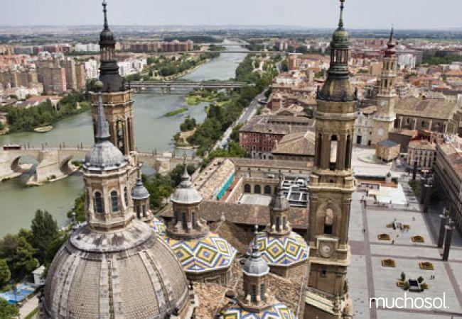Bonito complejo de apartamentos en Zaragoza - Ref. 114559-24